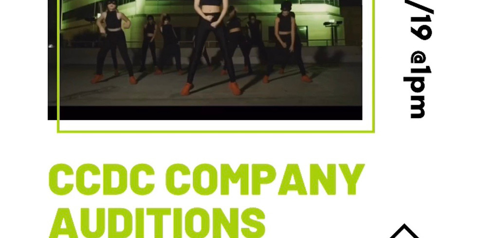 CCDC Company Auditions