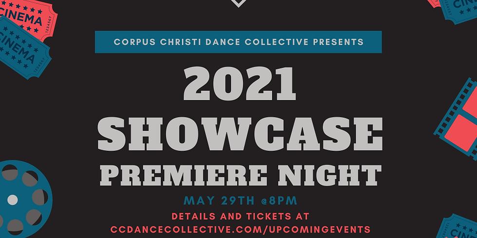 CCDC Showcase Premiere Night