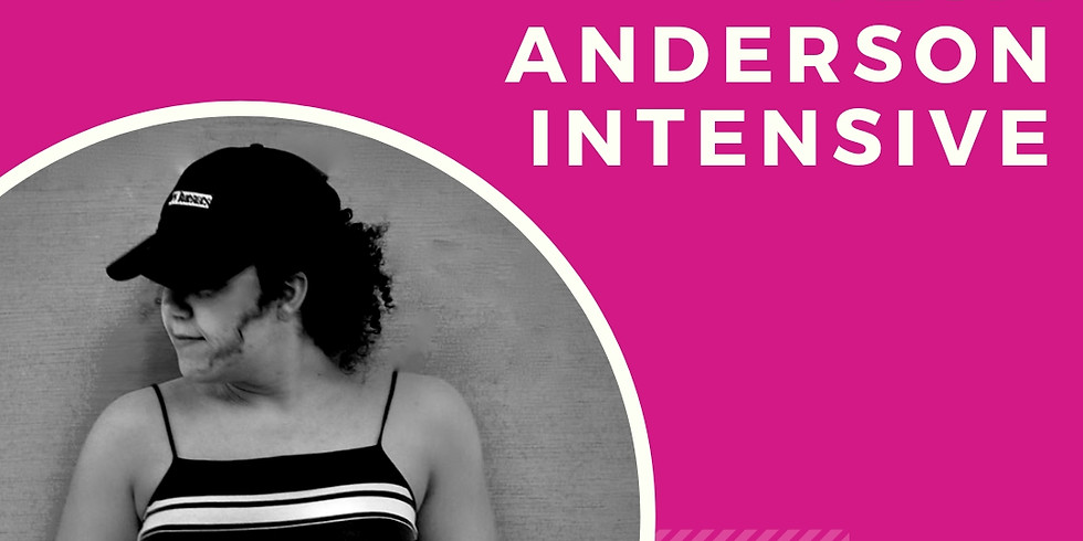 Seja Anderson Intensive