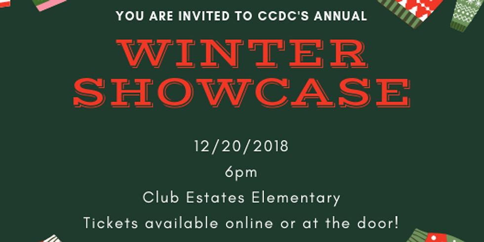 CCDC Winter Showcase