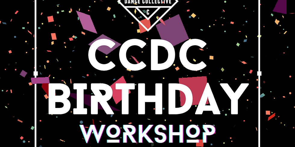 CCDC Birthday Workshop