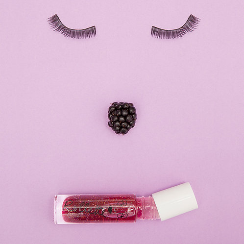 Nailmatic Kids Lip Gloss - Blackberry Rollette