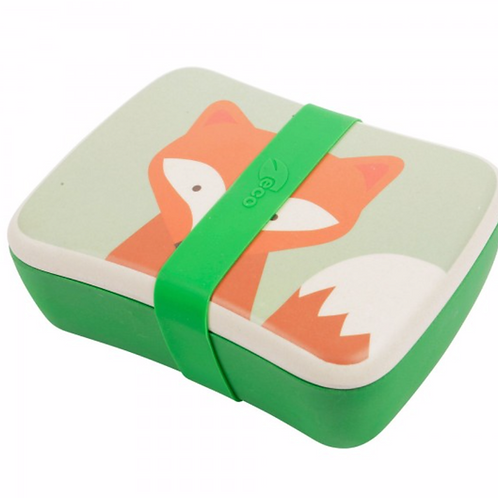 Bamboo Lunch Box - Magnificent Mr Fox