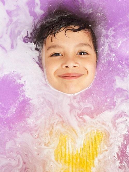 Nailmatic Kids Spoutnik Bath Bomb