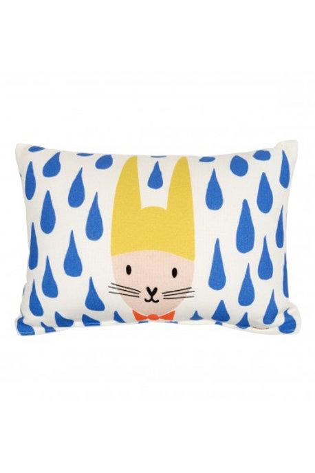 MIMI'lou Rascal Rabbit Cushion
