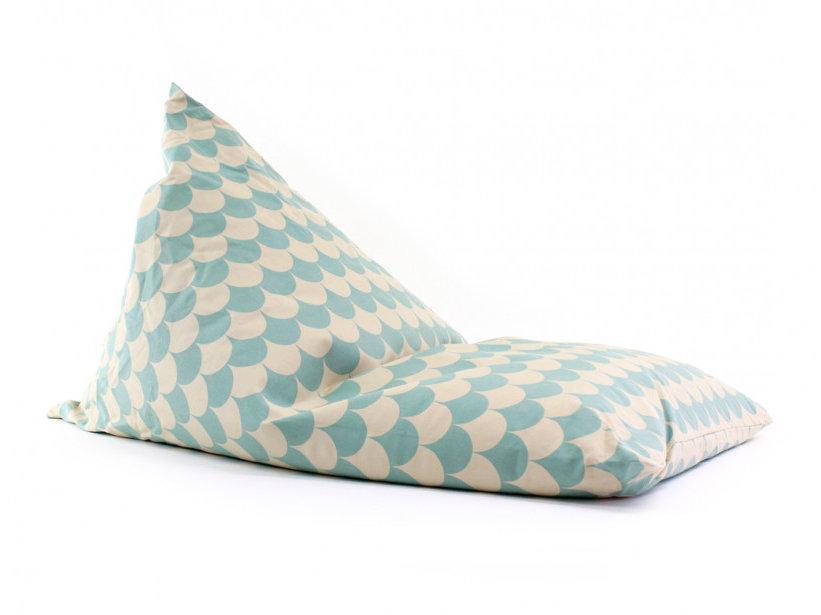 Fabulous Mint Green Mermaid Bean Bag Machost Co Dining Chair Design Ideas Machostcouk