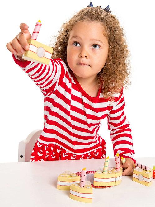 Le Toy Van - Victoria Sponge Birthday Cake