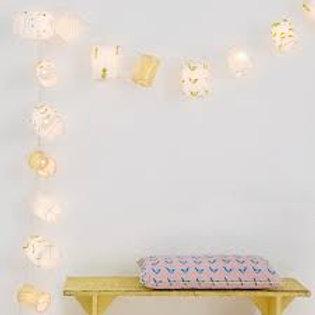 MIMI'lou Gold Garland Lights