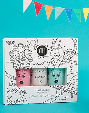 Nailmatic Kids Funfair Nail Polish