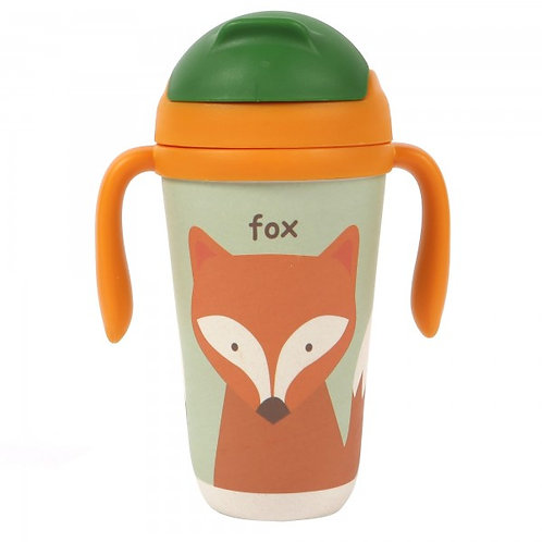 Bamboo Sippy Cup - Magnificent Mr Fox