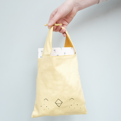 Fabelab Organic Cotton Lunch Bag