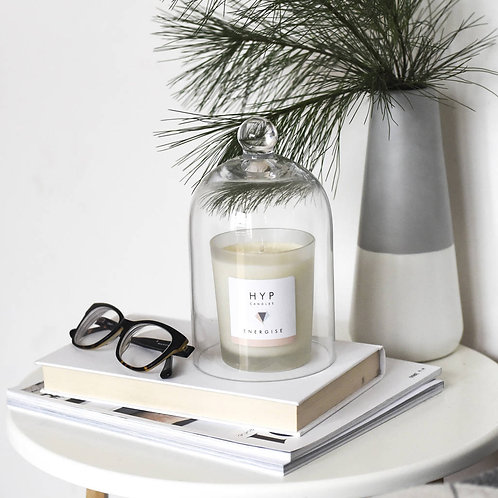 HYP Energise Aromatherapy Candle