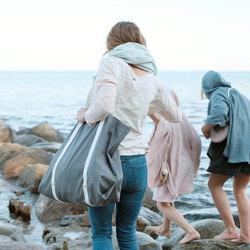 Fabelab Large Tote Bag - Blue
