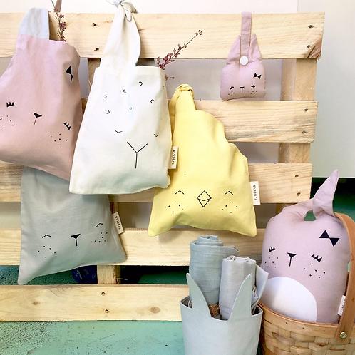 Fabelab Organic Cotton Lunch Bag