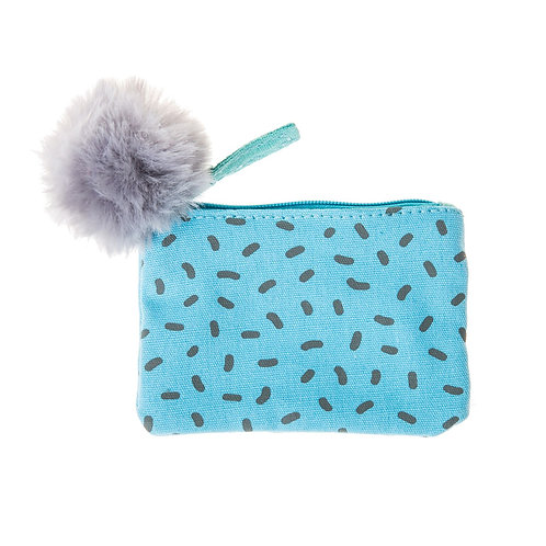 Rockahula Sprinkles Blue Purse
