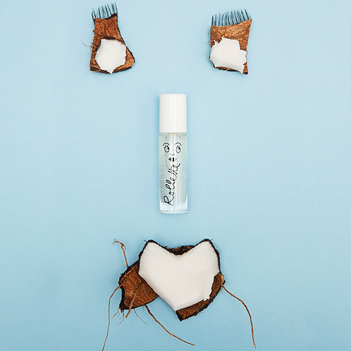 Nailmatic Kids Lip Gloss - Coconut Rollette