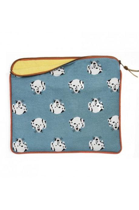 MIMI'lou clutch pouch - Dogs