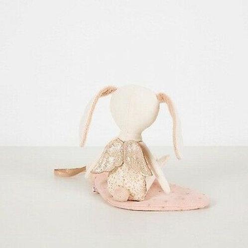 Maileg Xmas Angel Bunny - Pink