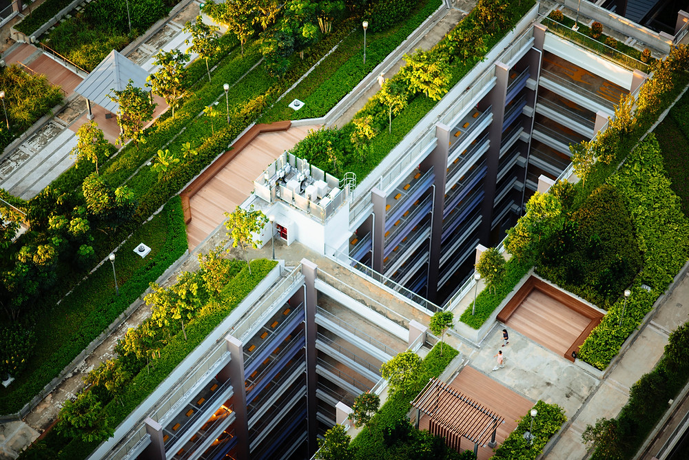 is it possible to live green in the city