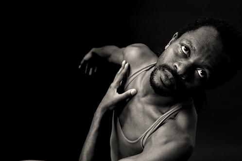 l'illumination du danseur,  Tirage 90 X 60 cm, 135 x 90 plein format, Patrick Raymond