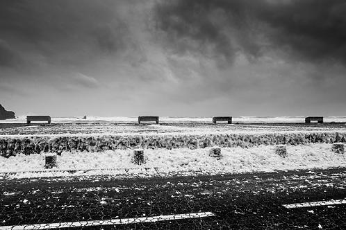 L'écume, collection (Landscape) Tirage 90 X 60 cm, 135 x 90 plein format, Patrick Raymond