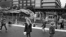 Grisaille en Noir et Blanc à Hambourg
