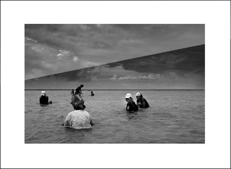 57 femmes pêcheuses : (petits formats)
