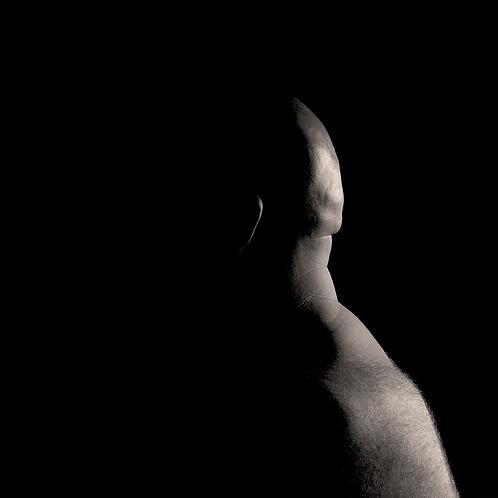 Tirage 90 X 90 cm, plein format, Patrick Raymond