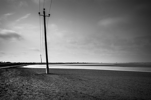 Simple landscape-2 (Collection Landscape) Tirage 90 X 60 cm, 135 x 90 plein format, Patrick Raymond