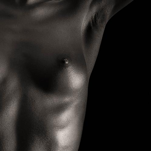 Perfect Body (3) Tirage 90 X 90 cm, plein format, Patrick Raymond