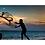 Le Jeune pêcheur (Yucatan) Tirage 90 X 60 cm, 135 x 90 blanc tournant, Patrick Raymond