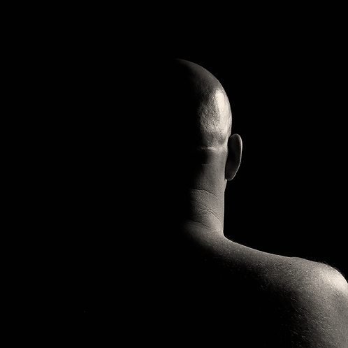 El peludo (4) Tirage 90 X 90 cm, plein format, Patrick Raymond