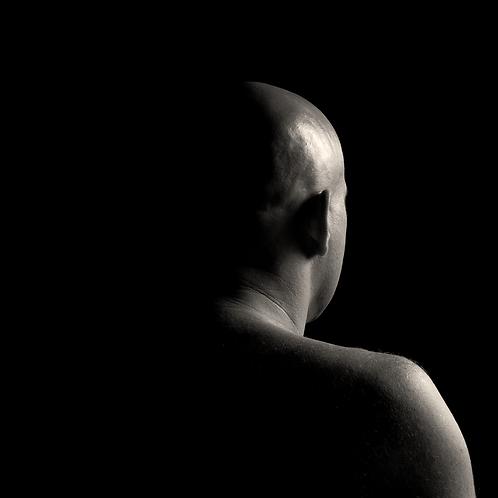 El peludo (2), Tirage 90 X 90 cm, plein format, Patrick Raymond