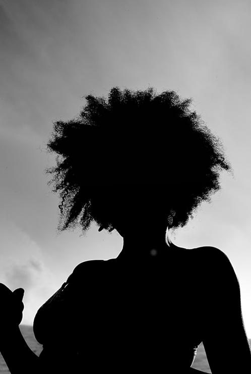 African backlighting (collection Blackmood) Tirage 90 X 60 cm, 135 x 90 plein format, Patrick Raymond