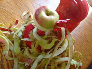 Real Mom Recipes: An Apple A Day