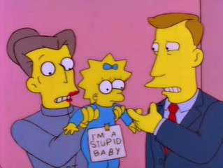 10 Parenting Truths from The Simpsons