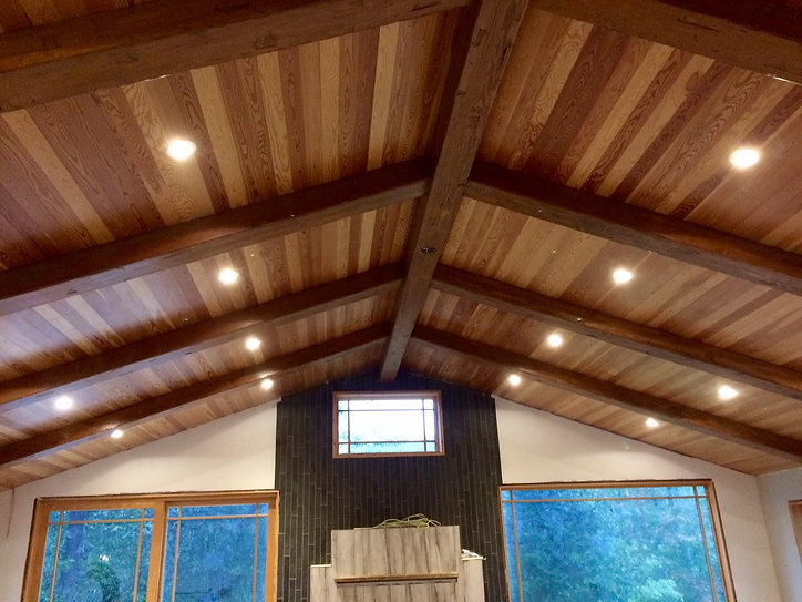 Ghostwood Ceiling & Beams