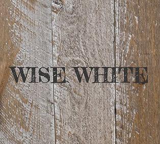 wise white ghostwood circle sawn