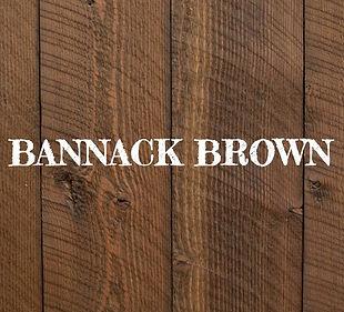 bannack brown ghostwood circle sawn