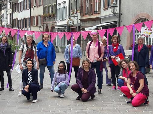 Women care: Frauen*streik 2020!