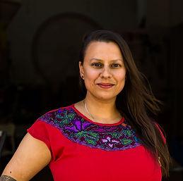 Carolina Caycedo. Photo by Ruben Diaz..j