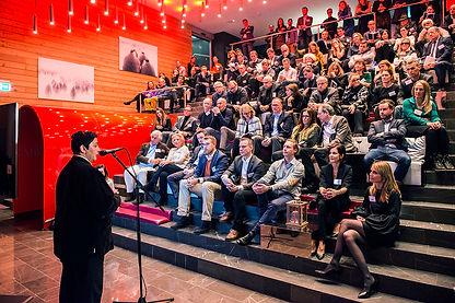 Public Talks with museumdirector Beatrix