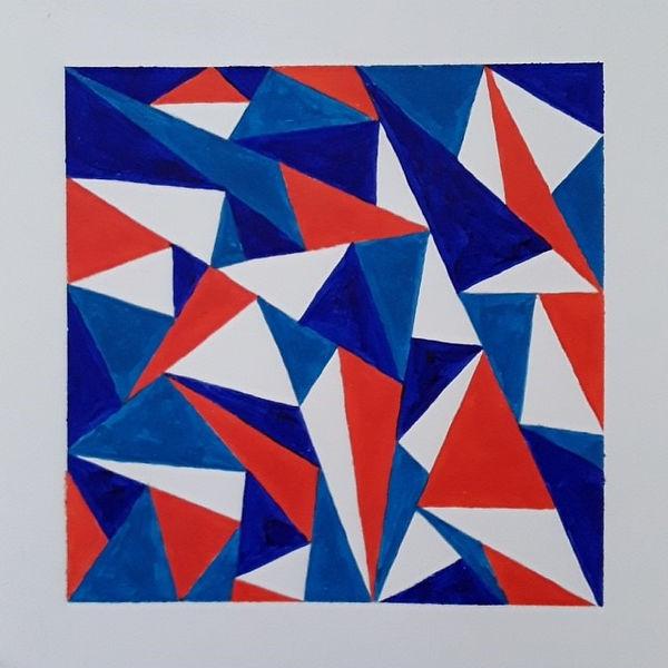 Barbara triangles acrylic.jpg