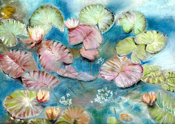 Maggie Water Lillies.jpg