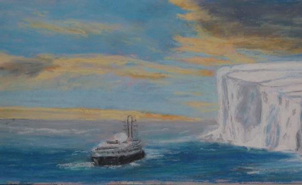 Joan White cliffs of Dover.jpg