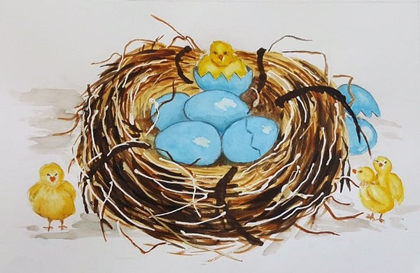 Liz Easter eggs wc.jpg