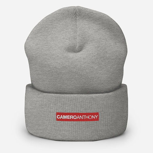CameroAnthony Embroidered Beanie