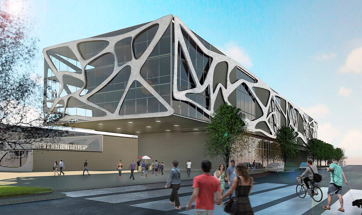 3d printing architectural design