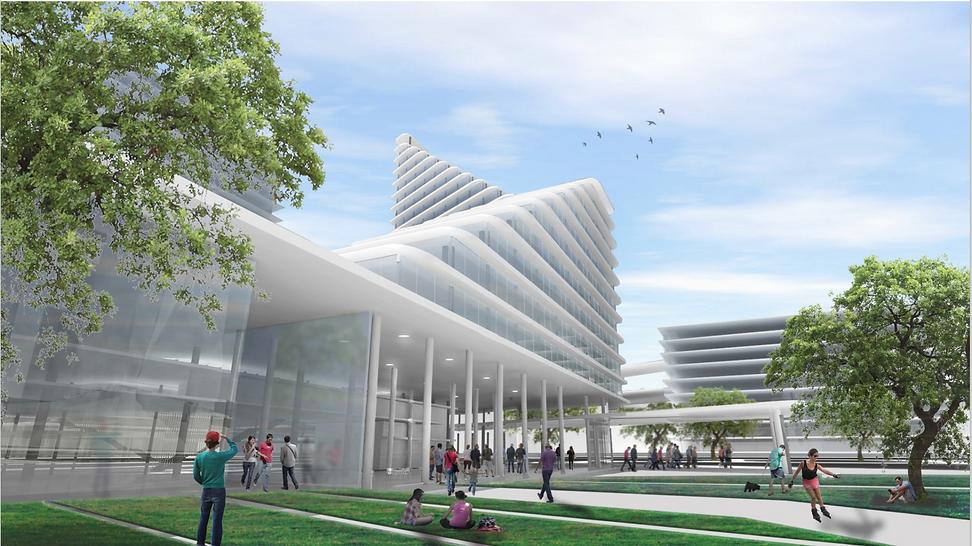 wynwood architectural rendering