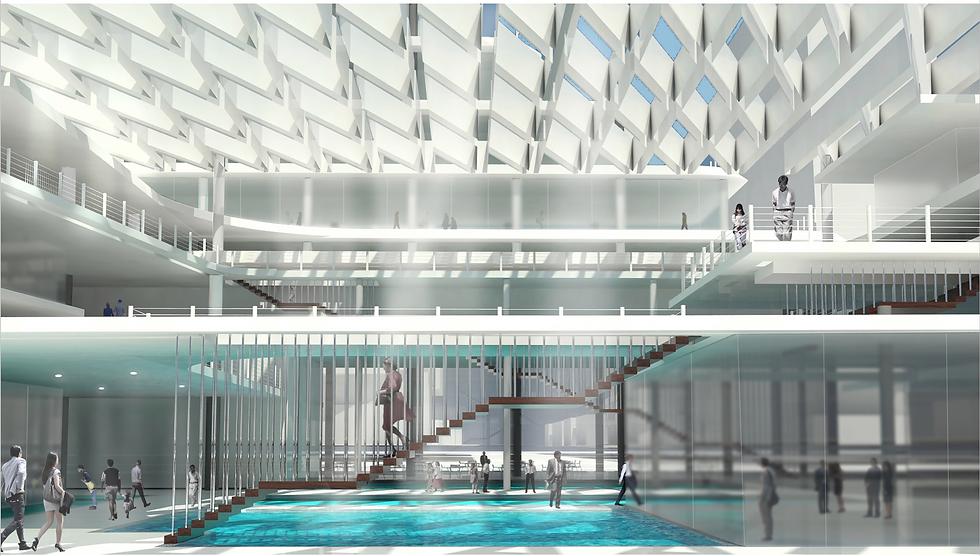 convention center design in wynwood